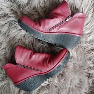Fly London booties